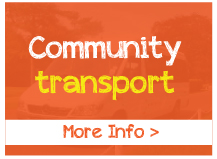 Community transport in Glasgow